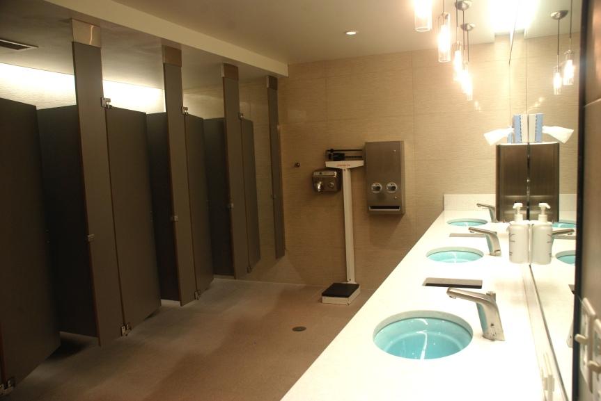 Restrooms Leave A LastingImpression