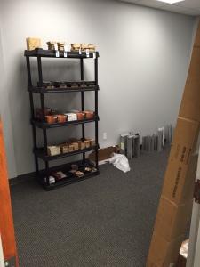 Austin's recent building expansion.