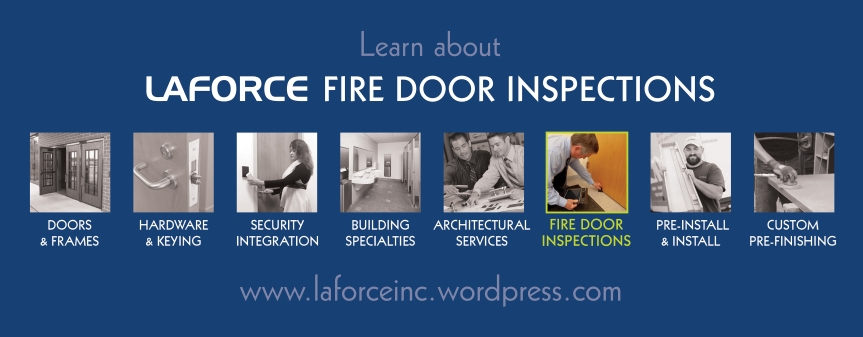 LaForce, Inc Fire Door Inspections