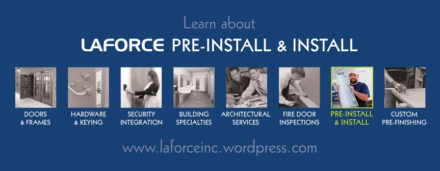 LaForce Pre-Installation and Installation