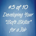 Develping your soft skills for a job
