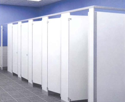 Bathroom Stall Panels building bathrooms with greater privacy – laforce frame of mind