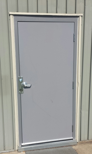 Fire exit door - LaForce Inc