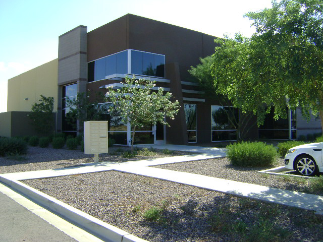 Phoenix office - est 2011
