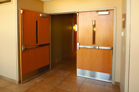 Fire Rated Door - LaForce Inc