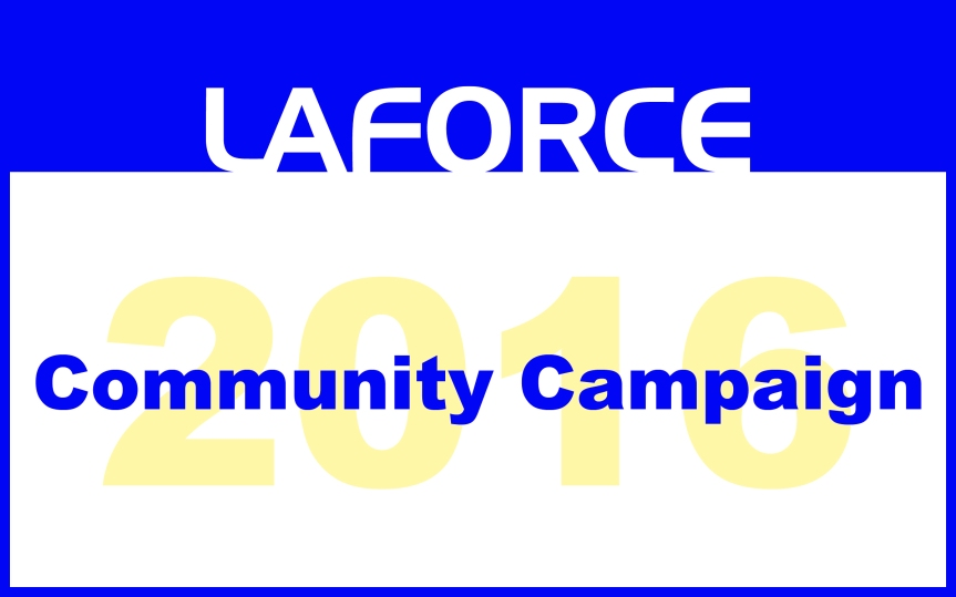Dedicated to Philanthropy: LaForce's Annual CommunityCampaign