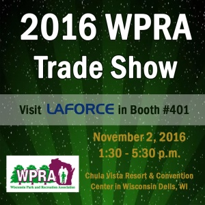 LaForce Inc at 2016 WPRA Trade Show