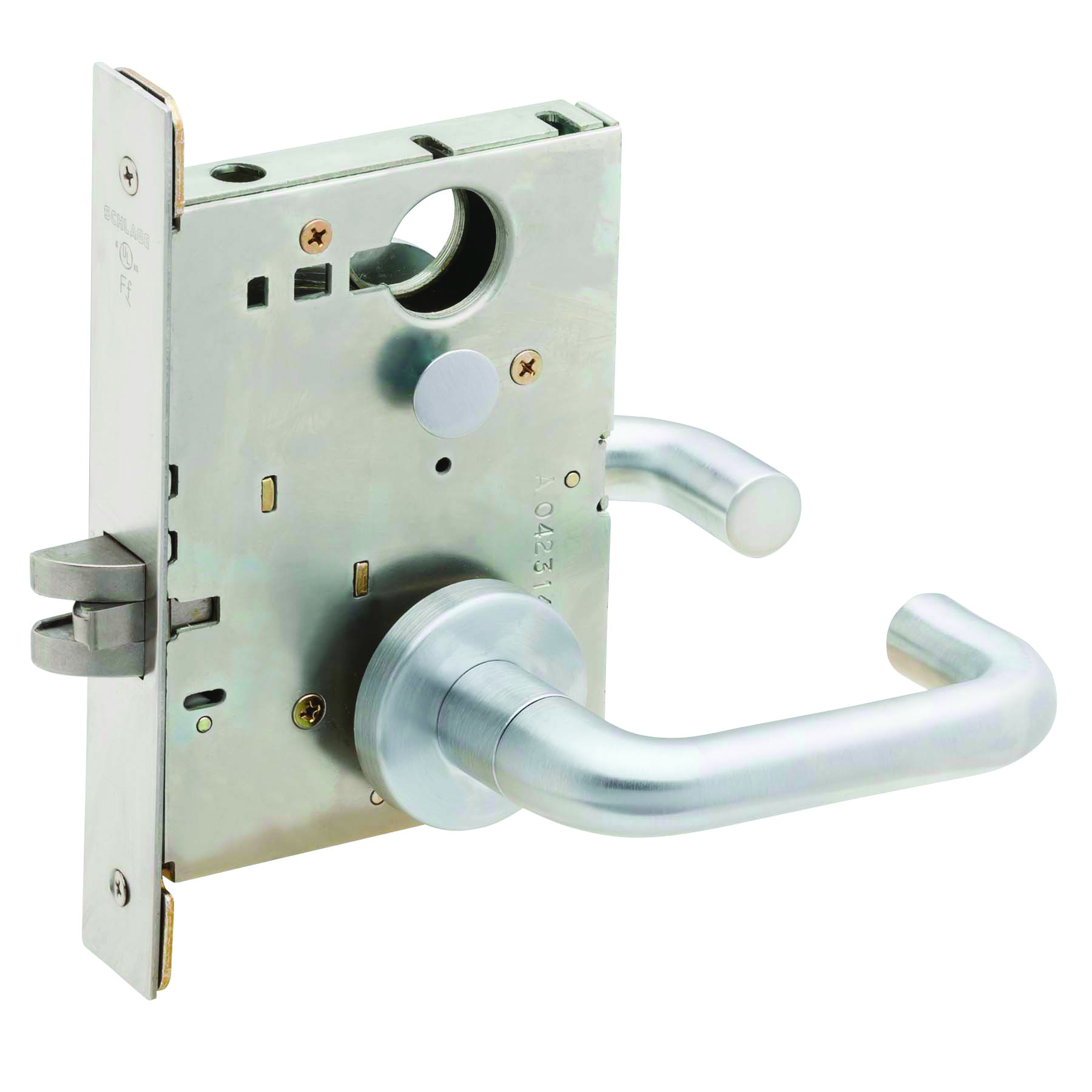 What's the Difference? Cylindrical Locks vs  Mortise Locks