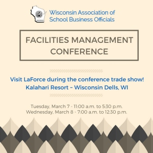 LaForce Inc 2017-wasbo-facilities-management-conference