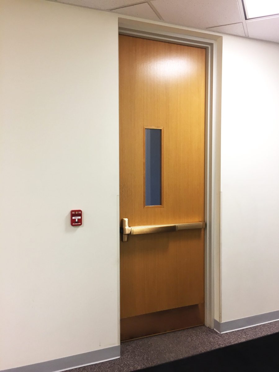 Door Protection Plates And Fire Rated Doors Laforce