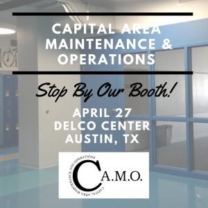 2017 CAMO Capital Area Maintenance & Operations Vendor Fair