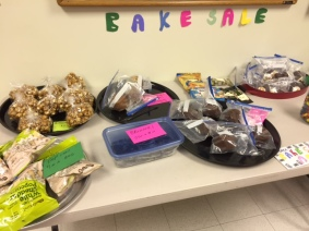 Cincy Bake Sale Goodies